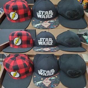 Bundle of 3 Boys hats